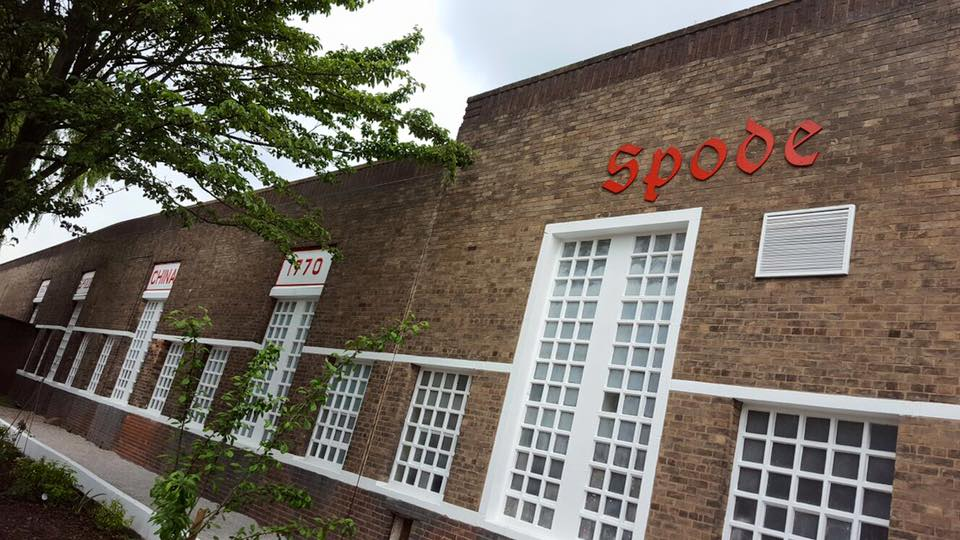 Acava Spode Studios Launch for Stoke Arts on 24th September 2016